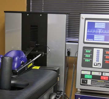 Spine Cervical Decompression Machine | DRX9000 | Texas Spine Center in Houston