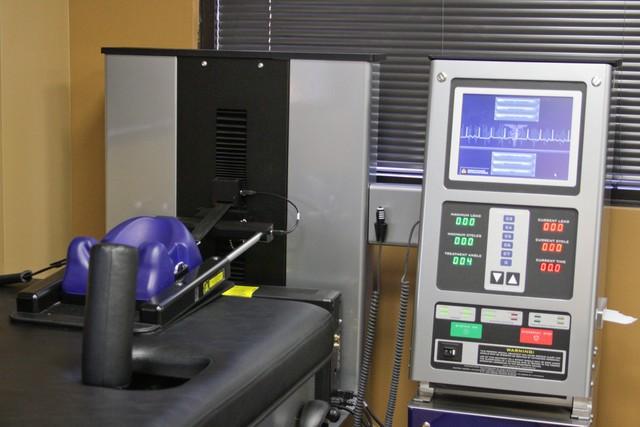 Spine Cervical Decompression Machine   DRX9000   Texas Spine Center in Houston